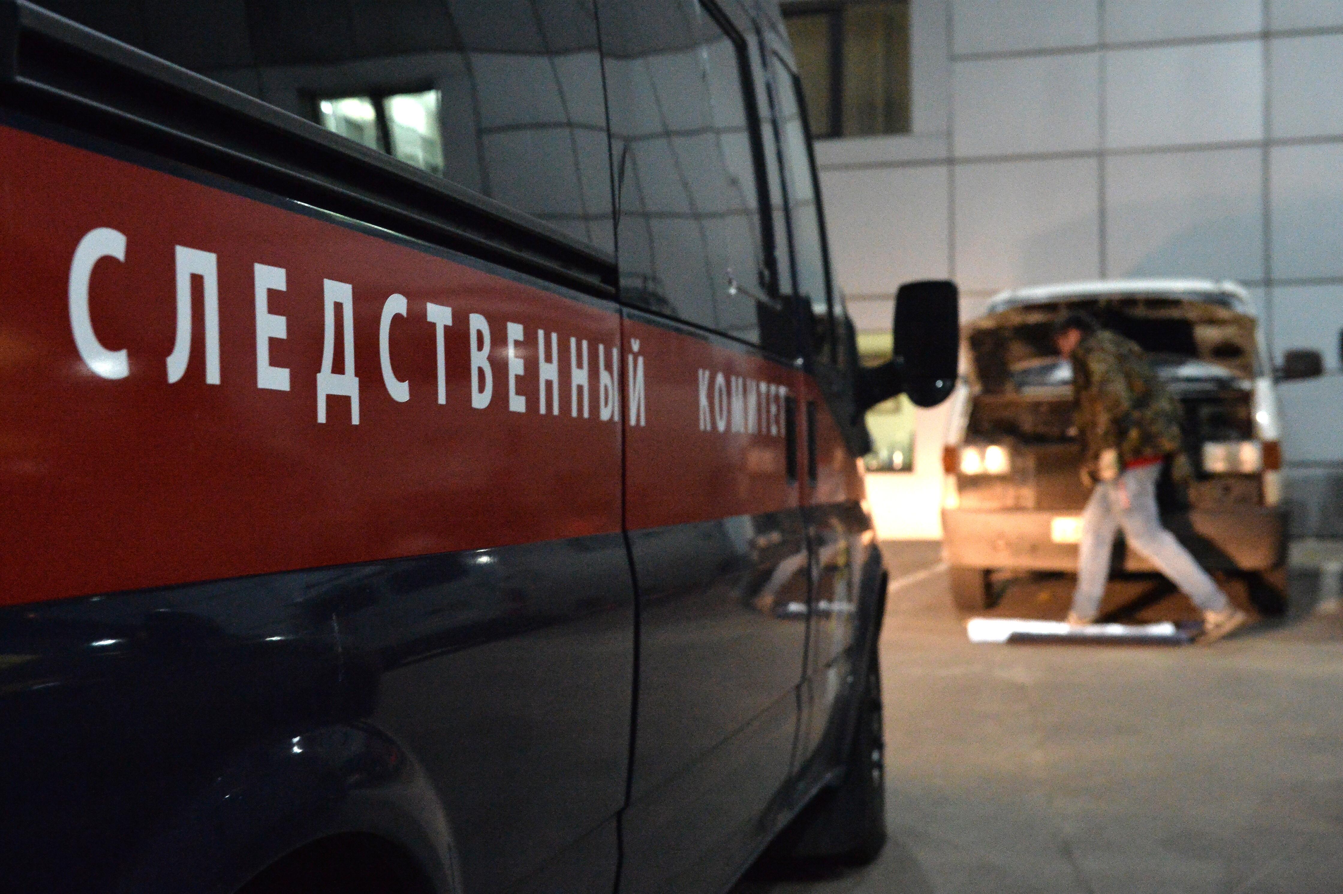 <p>Автомобиль Следственного комитета России. Фото: &copy; РИА Новости/Рамиль Ситдиков</p>