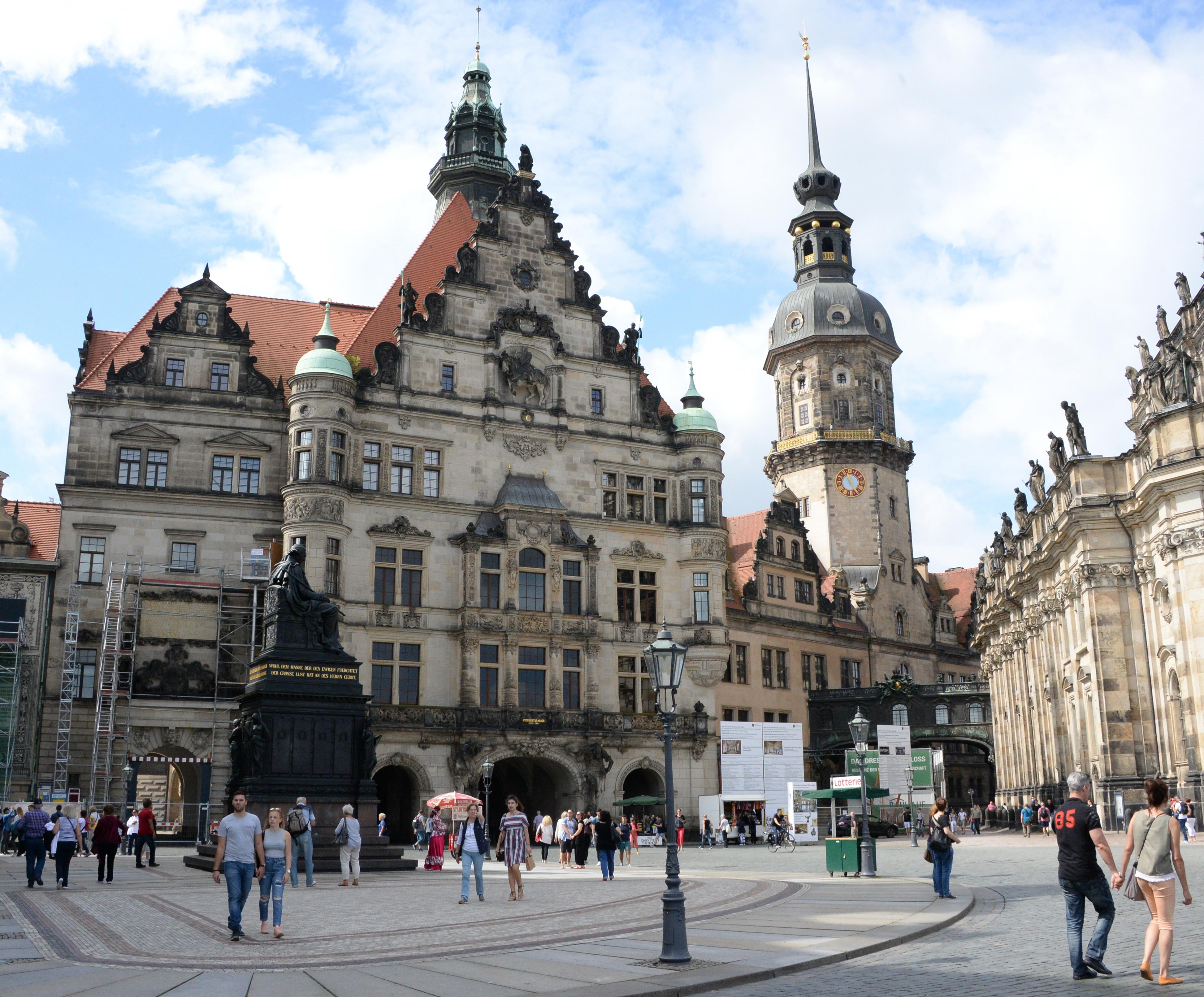 <p>Дрезден. Фото: &copy;РИА Новости Владимир Федоренко</p>
