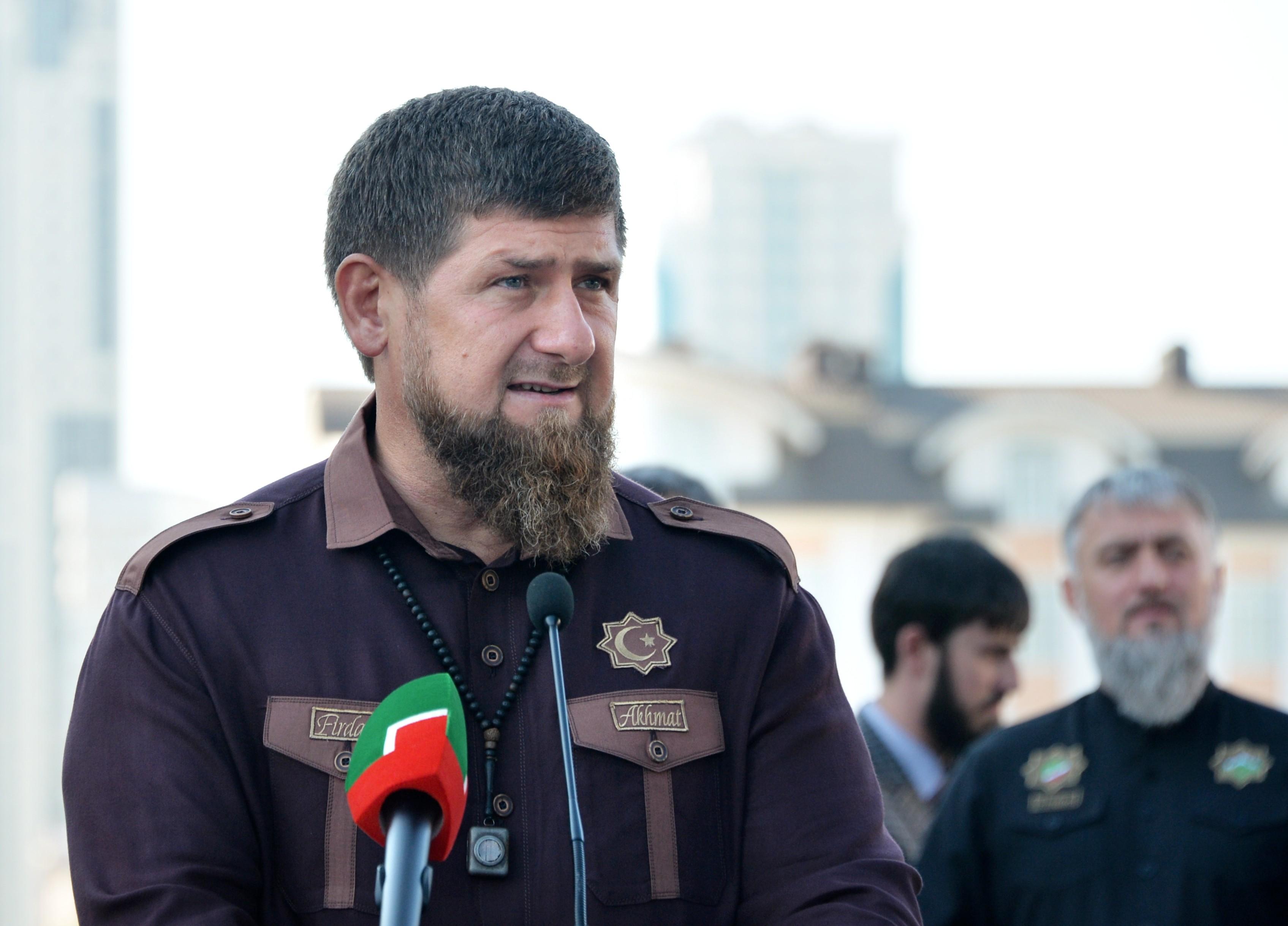 <p>Рамзан Кадыров. Фото: &copy;РИА Новости/Саид Царнаев</p>