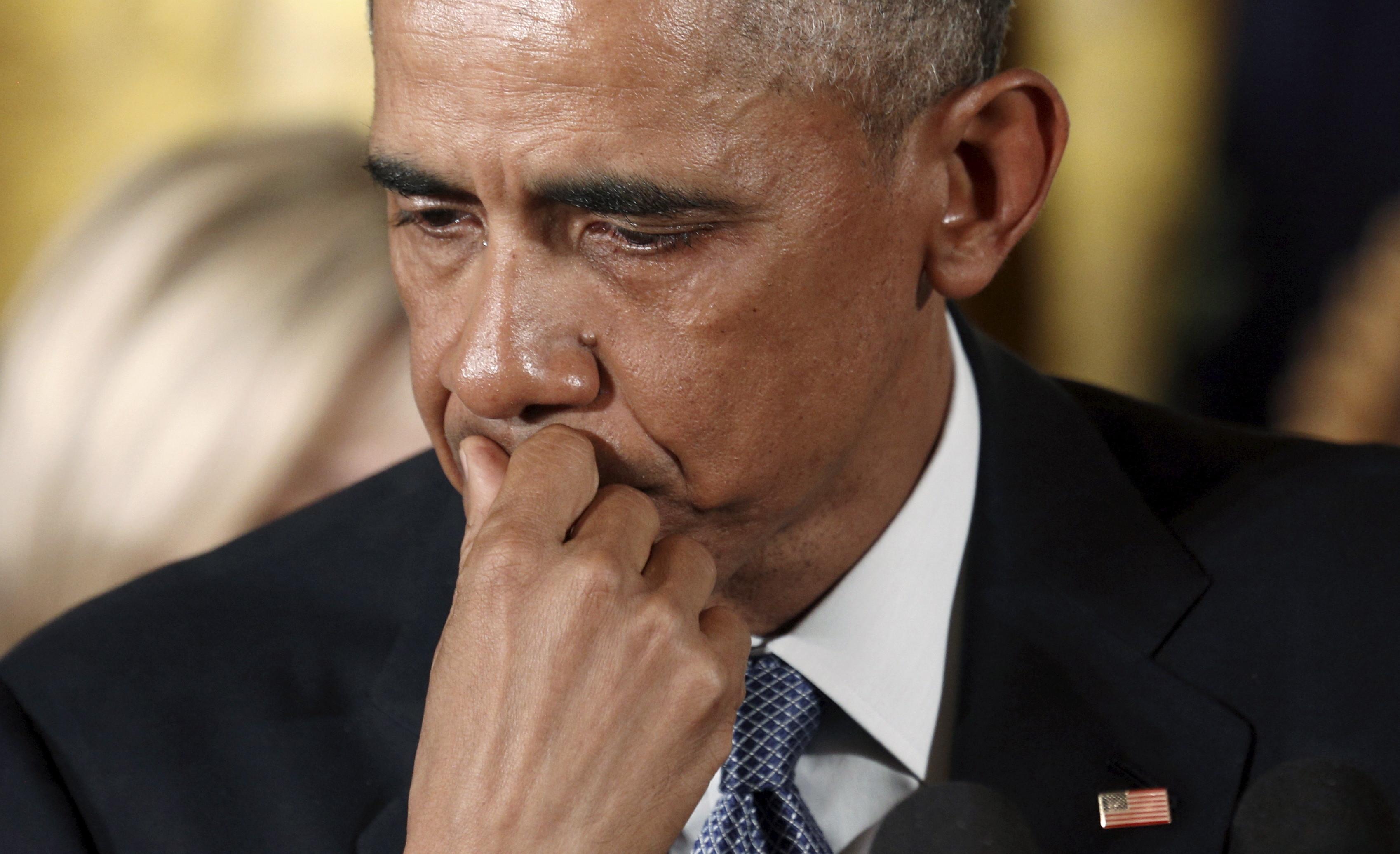 <p>Барак Обама. Фото: &copy;&nbsp;<span>REUTERS/Kevin Lamarque</span></p>