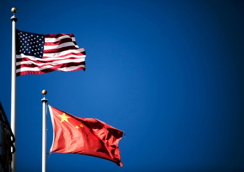 "<p>Флаги США и Китая. Фото: &copy; Flickr/<a href=""https://www.flickr.com/photos/eb78/"">Eric</a></p>"