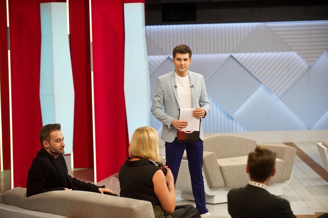 Дмитрий Борисов. Фото: Первый канал