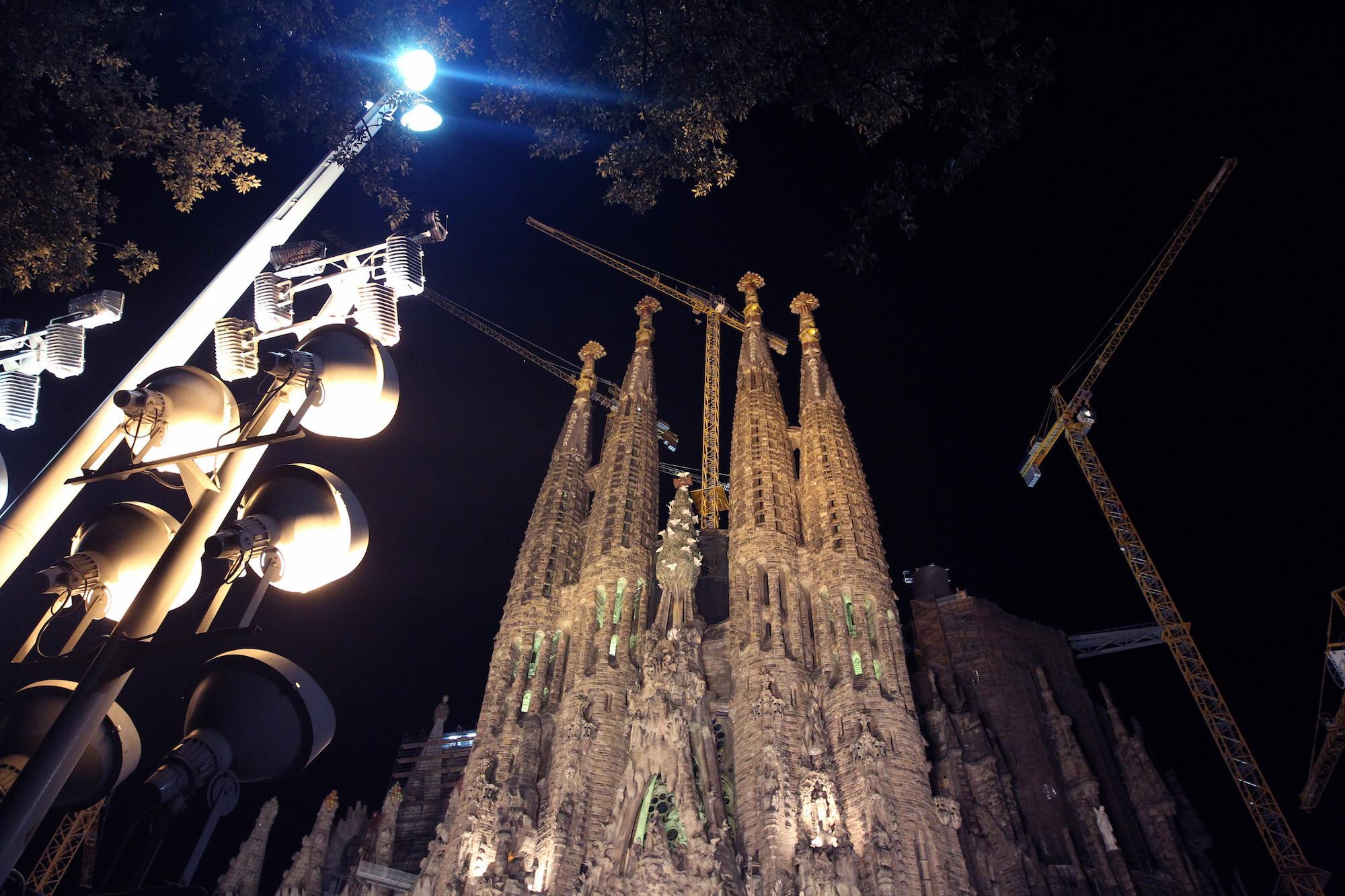<p>Собор Саграда Фамилия в Барселоне. Фото: &copy; РИА Новости/Алексей Куденко</p>