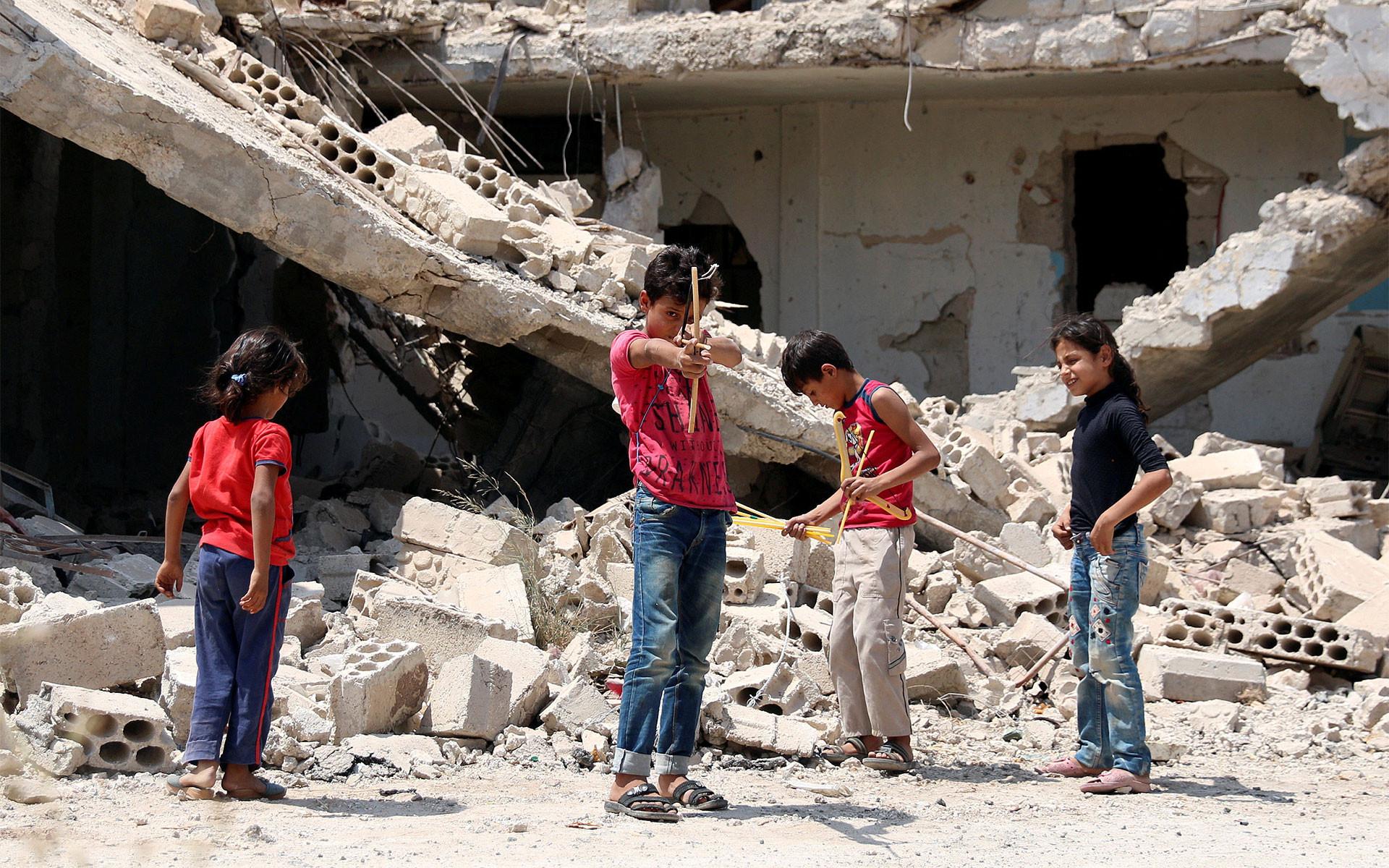 <p><span>Фото: &copy; REUTERS/Alaa al-Faqir</span></p>