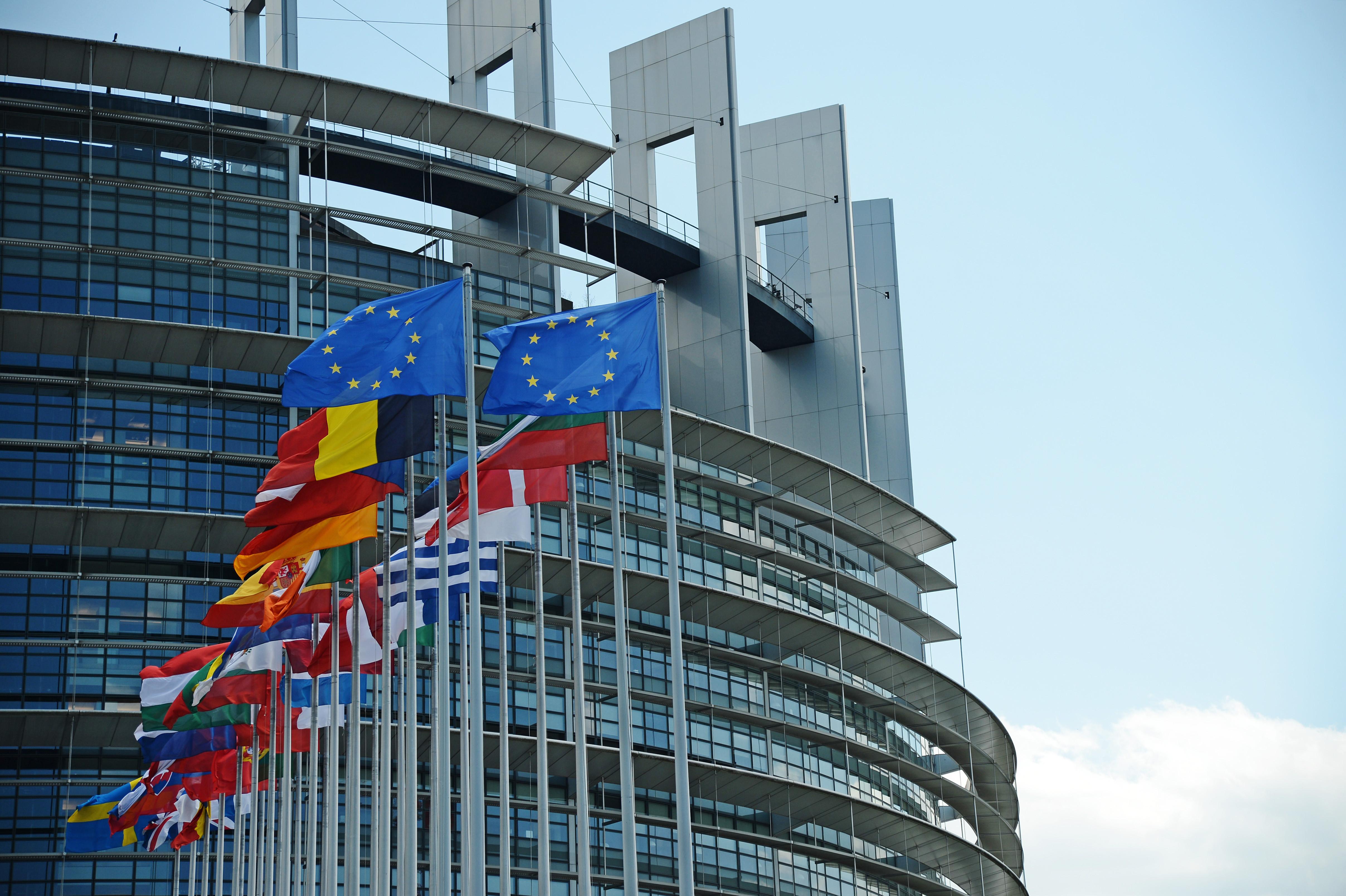 <p>Здание Европейского парламента в Страсбурге. Фото: &copy; РИА Новости/Алексей Витвицкий</p>