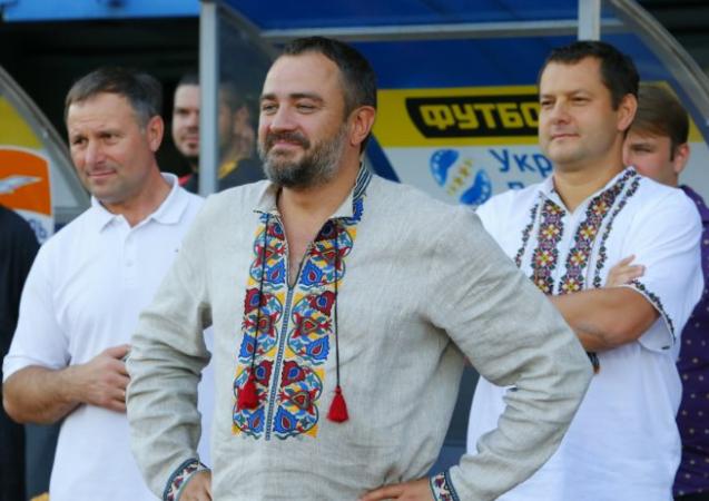 <p>Президент Федерации футбола Украины Андрей Павелко. Фото: Twitter/Campeones_News</p>