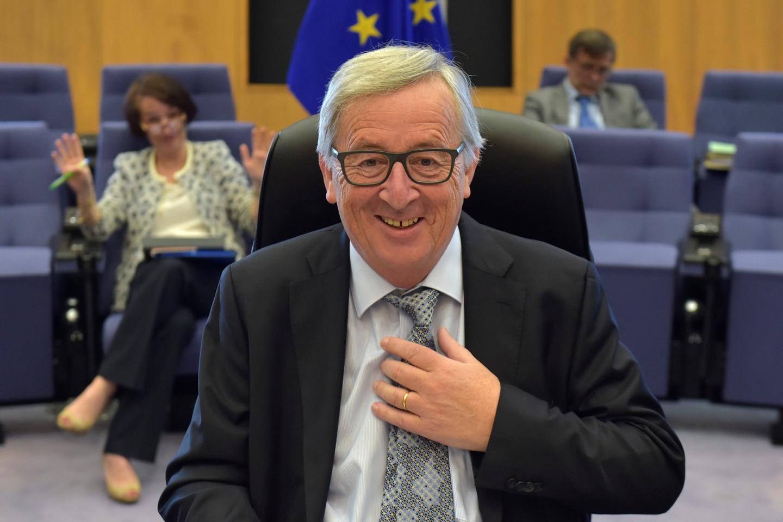 <p><span>Глава Еврокомиссии Жан-Клод Юнкер. Фото: &copy; REUTERS/Eric Vidal</span></p>