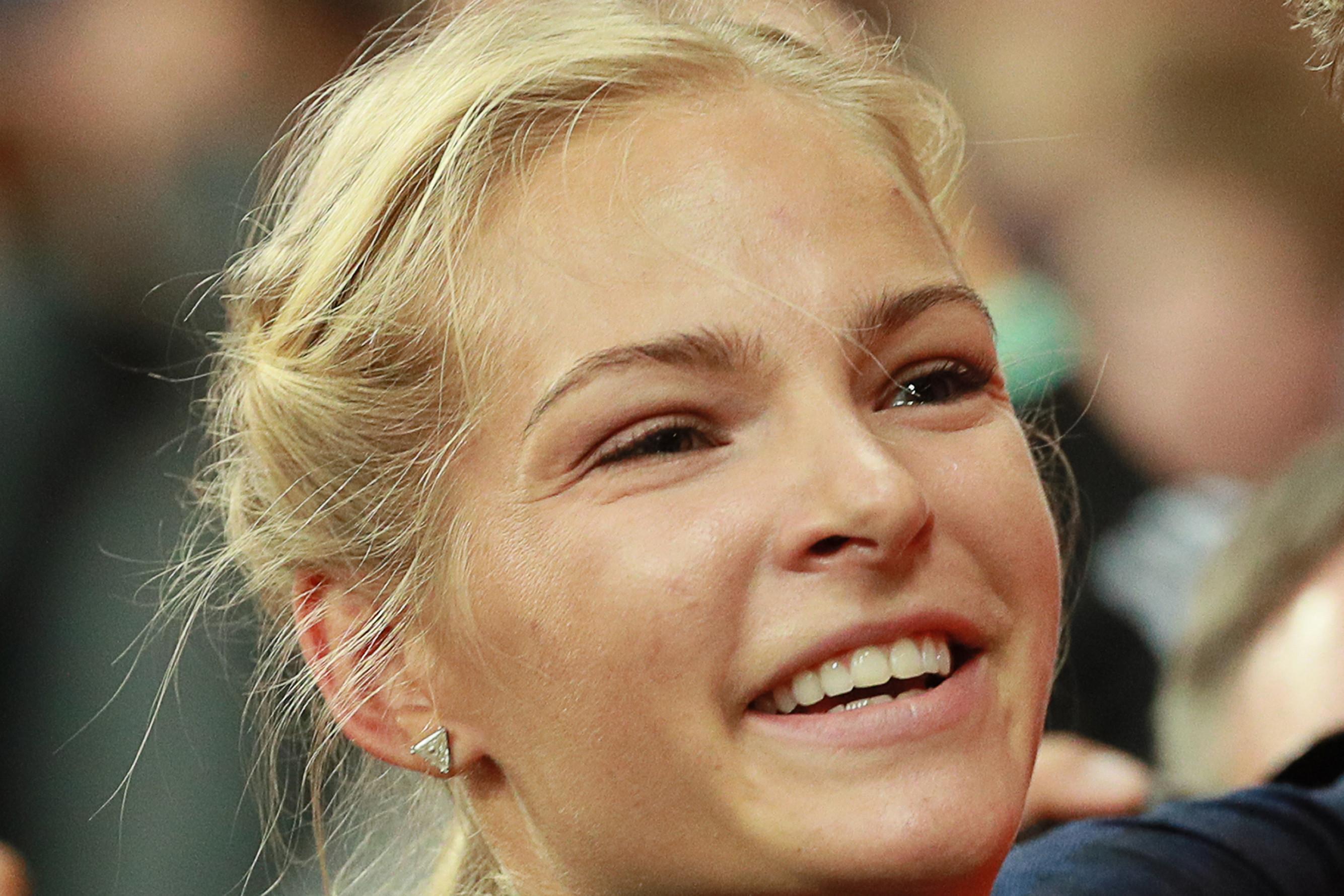 <p>Российская легкоатлетка <span>Дарья Клишина. Фото &copy; РИА Новости/Антон Денисов</span></p>
