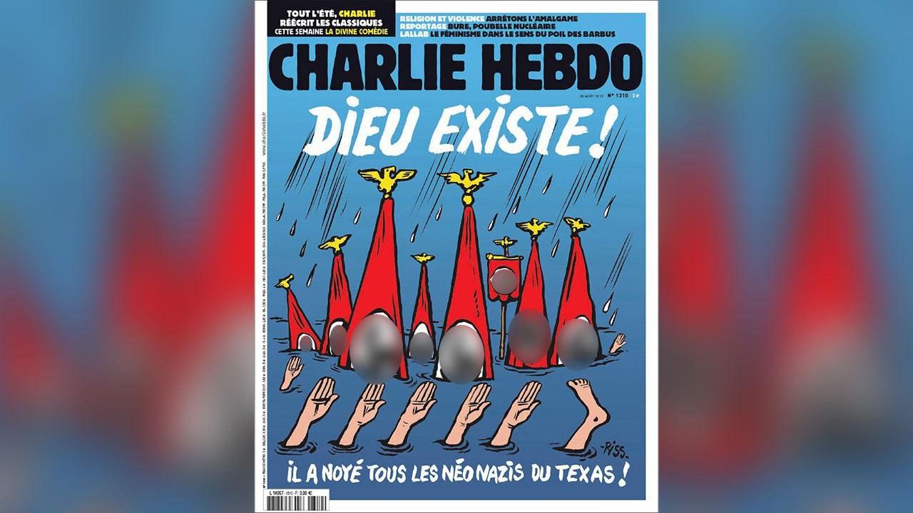 "<p>Карикатура в журнале ""Шарли Эбдо"". Фото: &copy; Facebook/<span><a href=""https://www.facebook.com/CharlieHebdoOfficiel/"">Charlie Hebdo Officiel</a></span><span></span></p>"