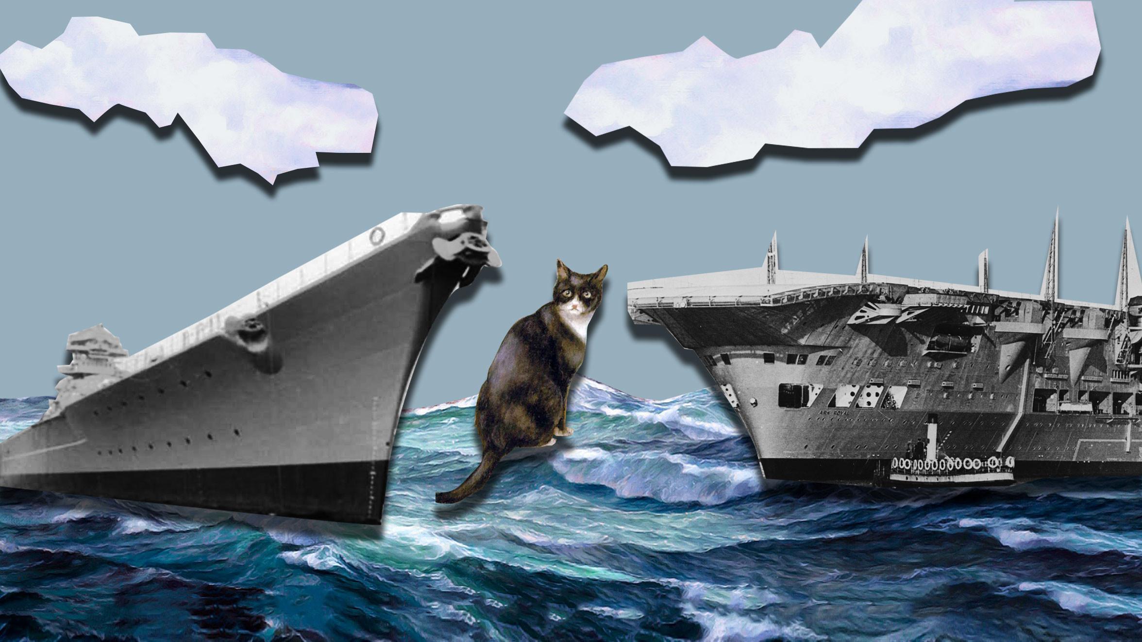 "<p>Коллаж &copy; L!FE Фото: &copy;&nbsp;<span>wikipedia.org &copy;&nbsp;<a href=""https://en.wikipedia.org/wiki/German_battleship_Bismarck#/media/File:Bundesarchiv_Bild_101II-MN-1361-16A,_Schlachtschiff_Bismarck,_Indienststellung.jpg"" target=""_blank"">wikipedia.org/Bundesarchiv, Bild</a></span></p>"