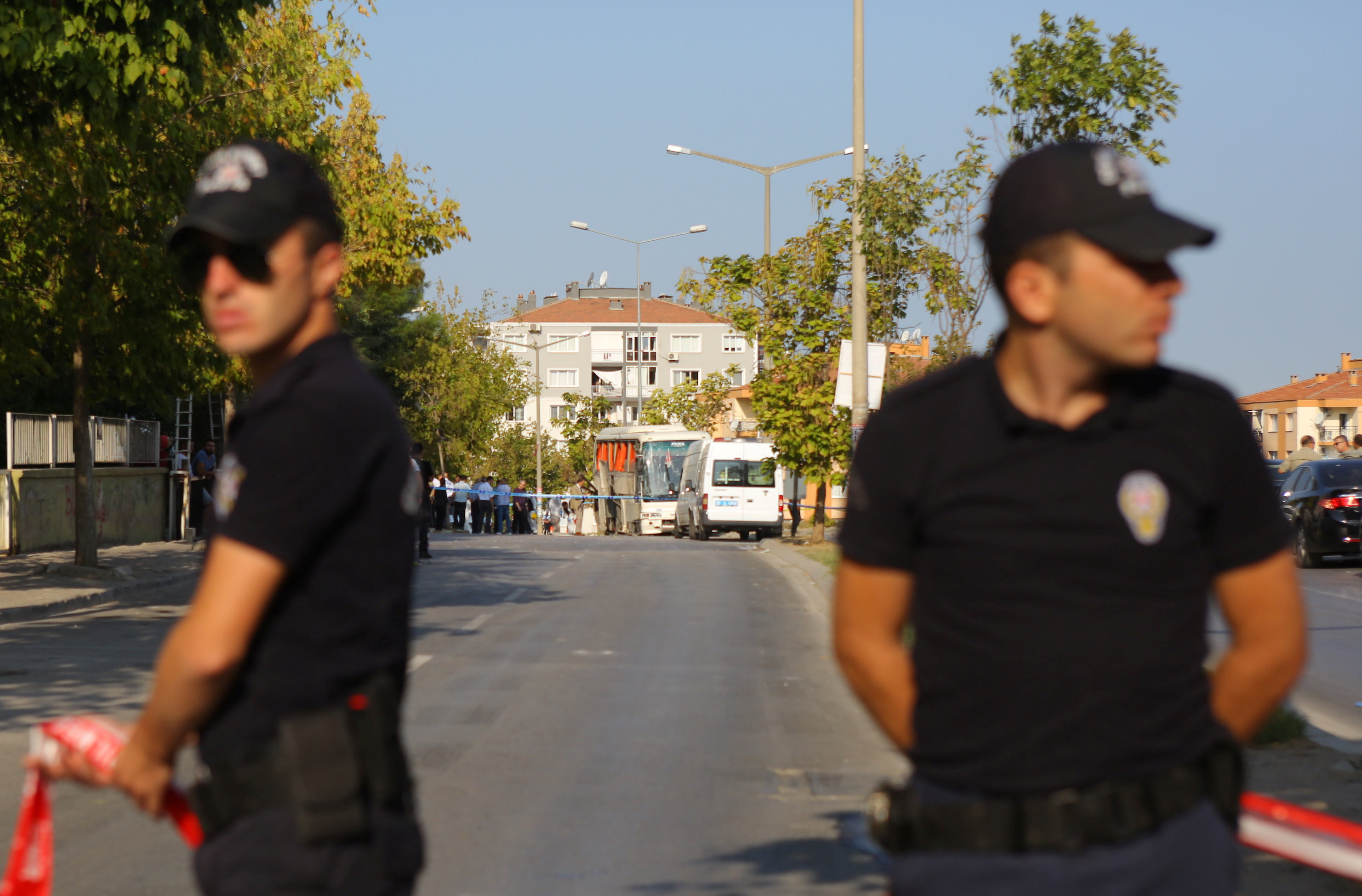 <p>Фото &copy; REUTERS/Kemal Aslan</p>