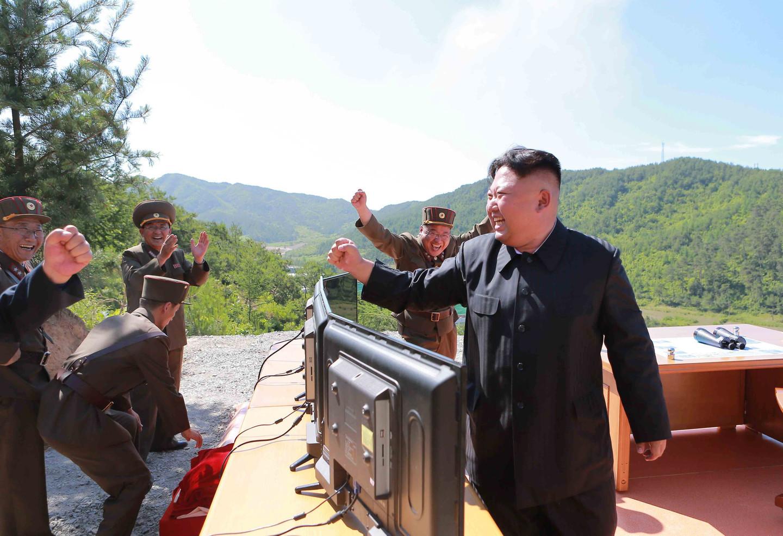 <p>Ким Чен Ын. Фото: <span>&copy;&nbsp;</span><span>KCNA/via REUTERS</span></p>