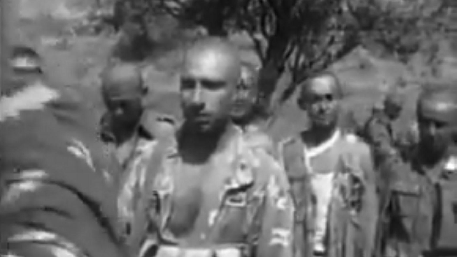 Лейтенант Андрей Мерзликин. Скриншот видео youtube/Ben-channel