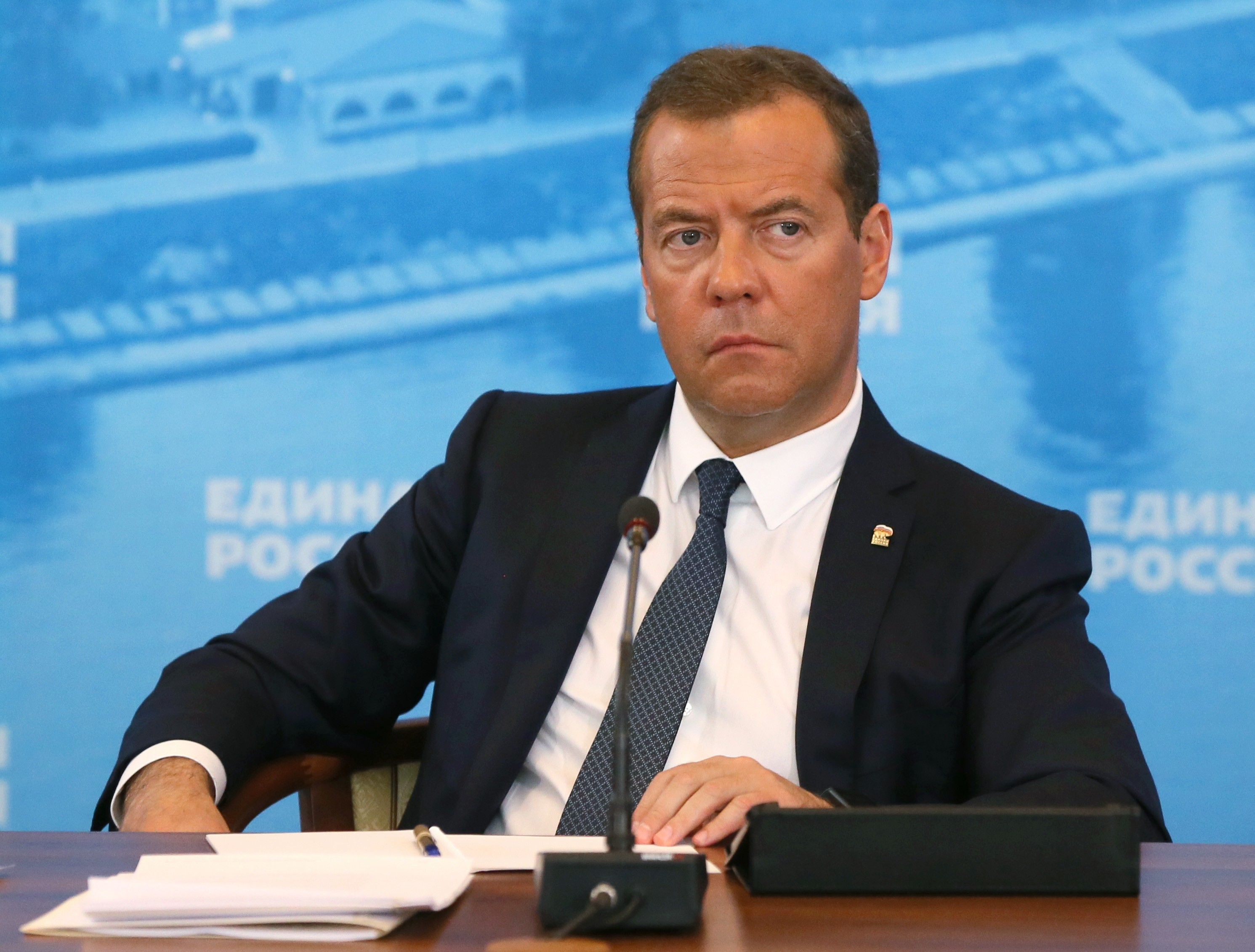 <p>Председатель Правительства РФ Дмитрий Медведев. Фото: &copy; РИА Новости/Екатерина Штукина</p>