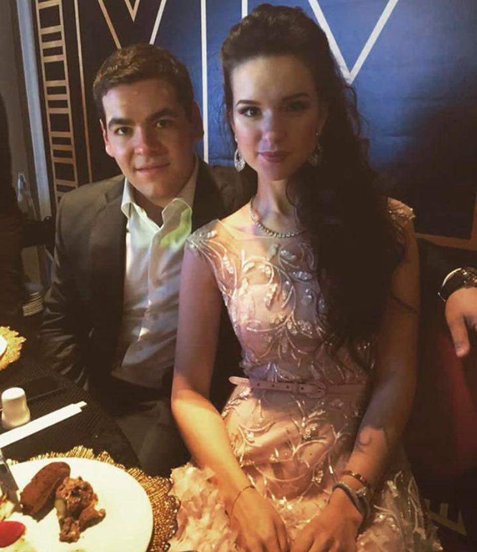 Марк Типикин и Екатерина Воробьёва Фото: Instagram