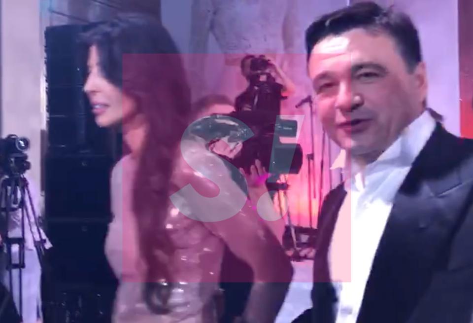 Андрей Воробьёв с супругой Екатериной Фото: SUPER.RU