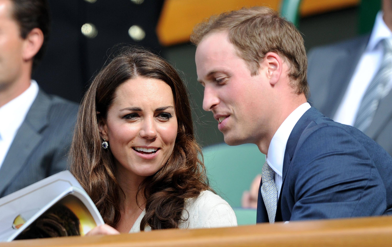 <p>Принц Уильям и Кейт Миддлтон. Фото: &copy; РИА Новости</p>