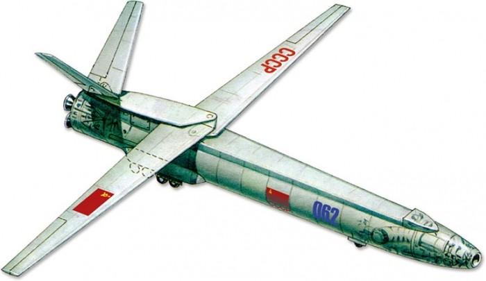 Приделать ракете крылья в нашей стране предлагали еще десятки лет назад. Фото © Wikimedia Commons