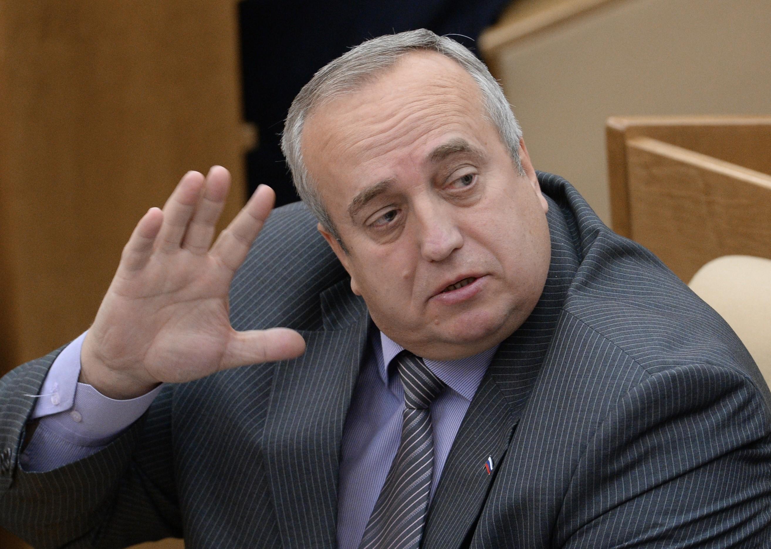 <p>Франц Клинцевич. Фото &copy; РИА Новости/Владимир Федоренко</p>