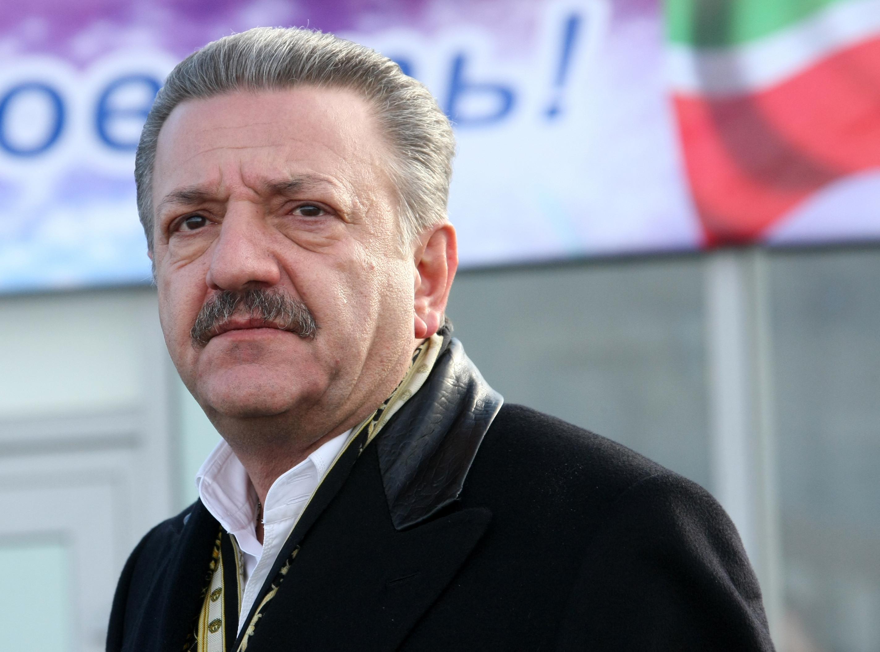 <p>Тельман Исмаилов. Фото: &copy;РИА Новости/Саид Царнаев</p>