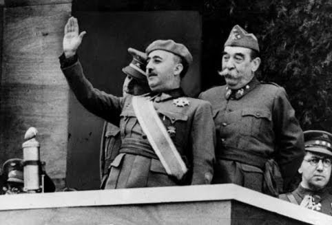 Генерал Франко. Фото: © Wikipedia.org