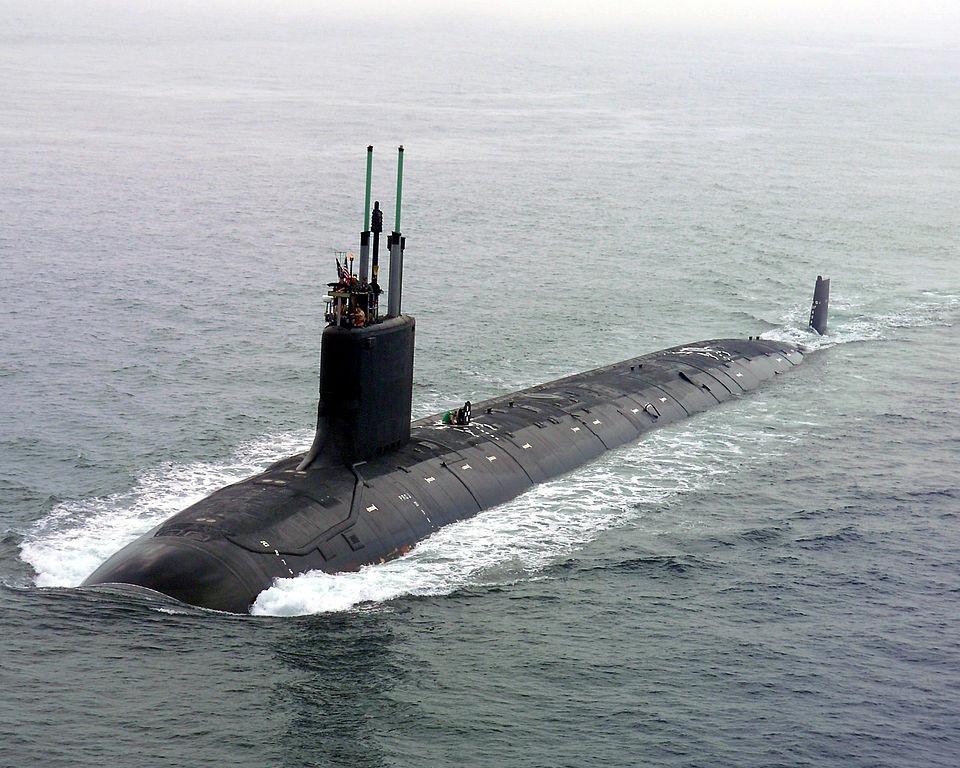 <p><span>Фото &copy; U.S. Navy photo by General Dynamics Electric Boat</span></p>