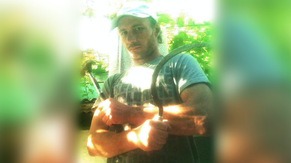 <p>Подозреваемый каннибал Дмитрий Б. Фото: &copy; Mash</p>