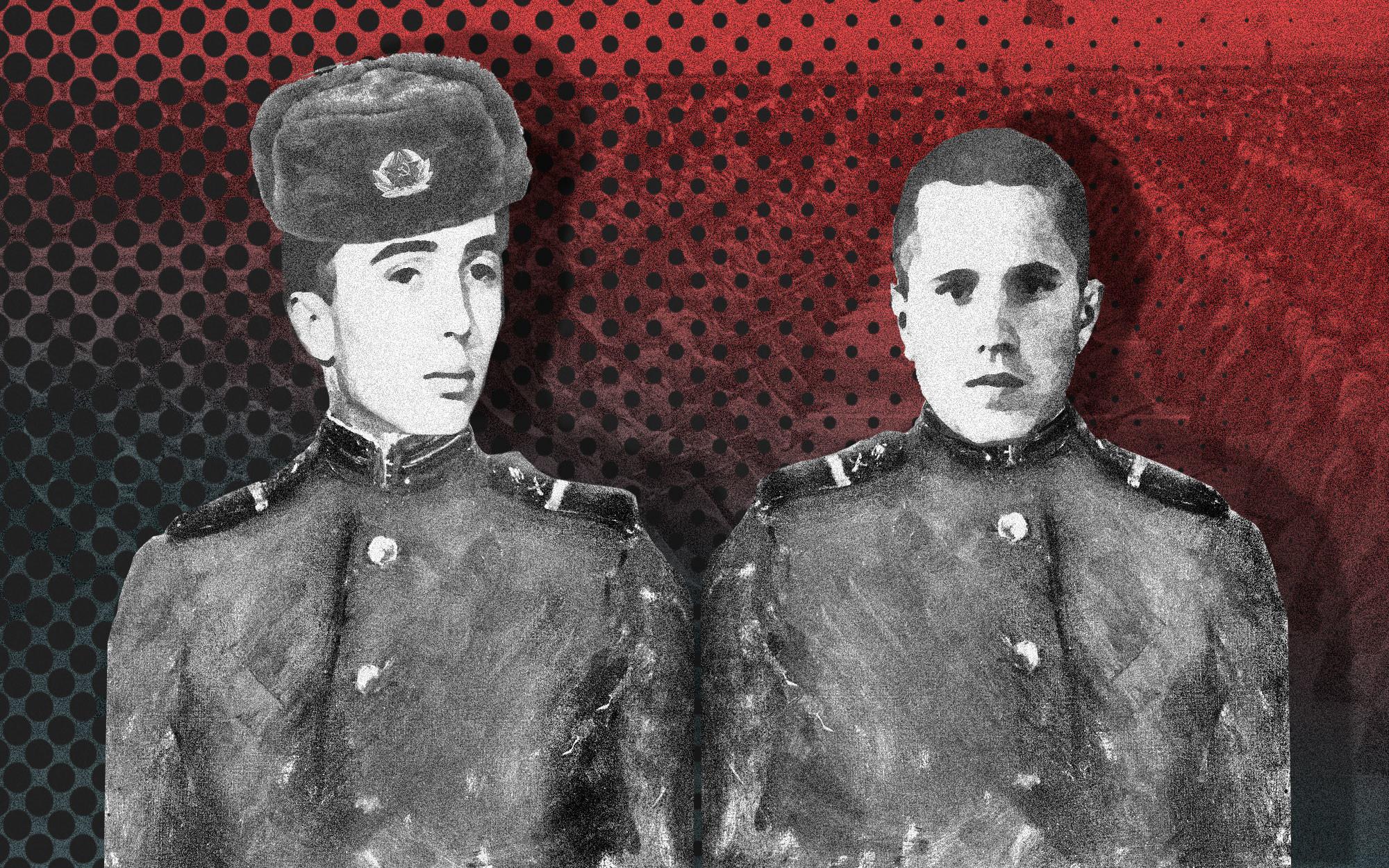 Слева направо: Виктор Коршунов и Юрий Суровцев. Коллаж © L!FE Фото: © Wikipedia.org, РИА Новости / Юрий Абрамочкин
