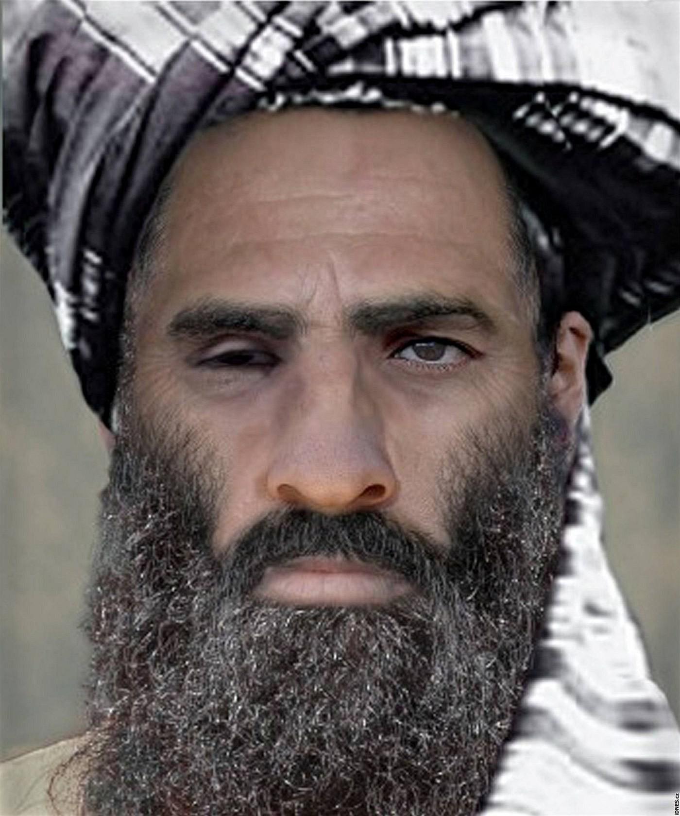 Мулла Омар. Фото: © Wikipedia.org