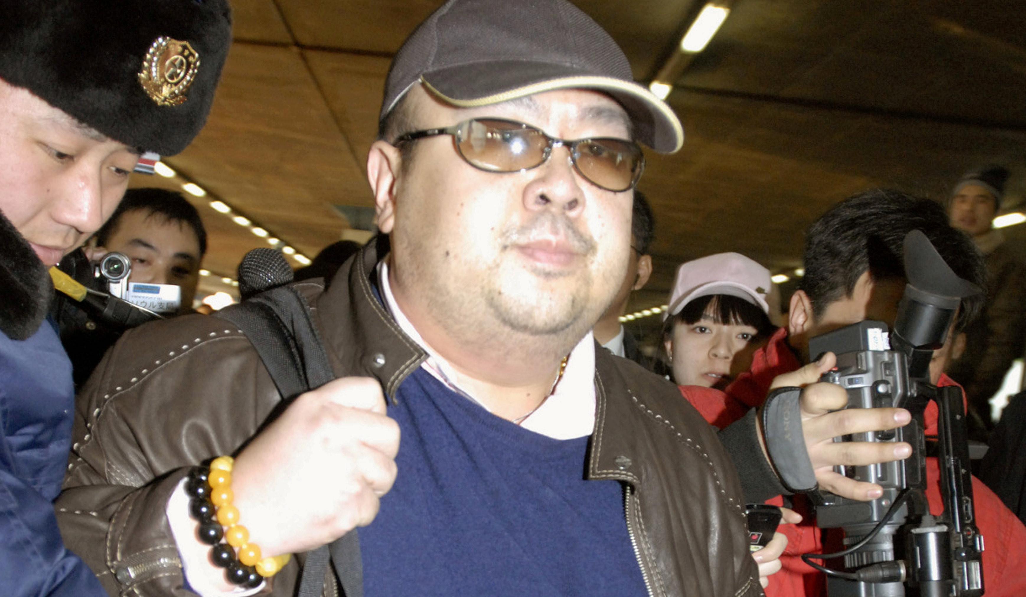 <p>Ким Чон Нам. Фото: &copy;&nbsp;<span>&nbsp;Kyodo/REUTERS</span></p>