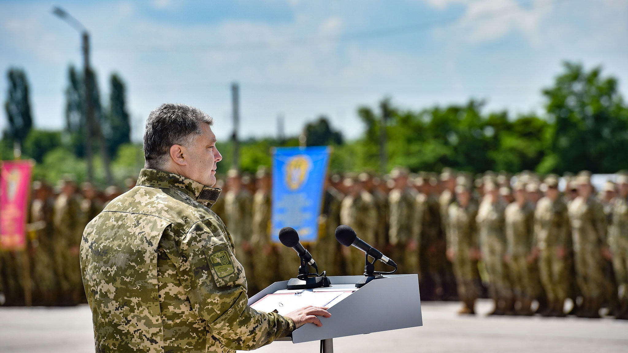 """<p><span>Фото: &copy;</span> <span>Flickr/<a href=""""https://www.flickr.com/photos/ministryofdefenceua/27774788052/"""">Ministry of Defense of Ukraine</a></span></p>"""