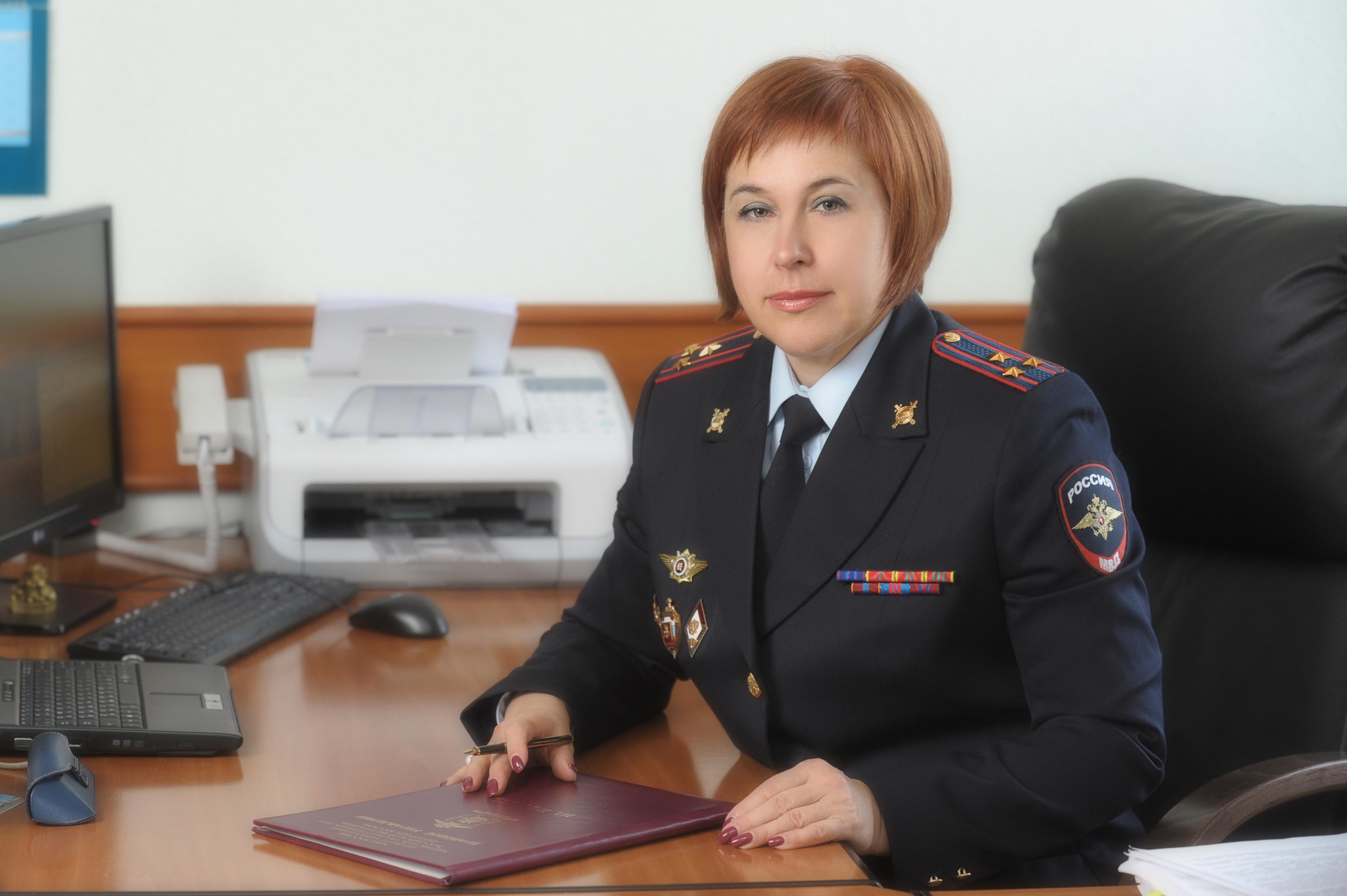 Марина Астахова. Фото © Ассоциация работников правоохранительных органов и спецслужб