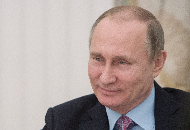 "<p>Владимир Путин. Фото: &copy; РИА ""Новости""/Сергей Гунеев</p>"