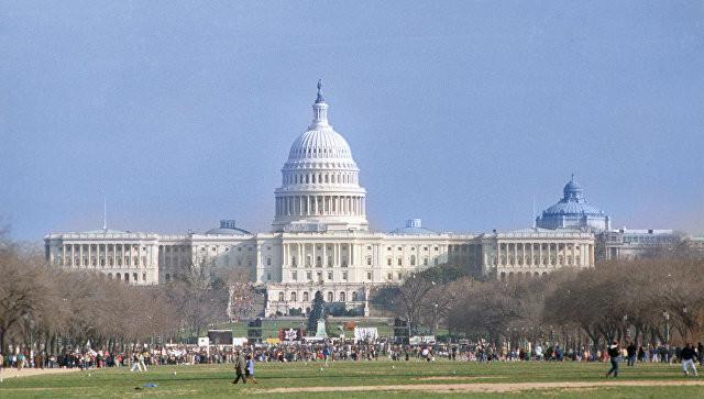 <p>Сенат США. Фото: &copy;<span>&nbsp;РИА Новости/Юрий Абрамочкин</span></p>