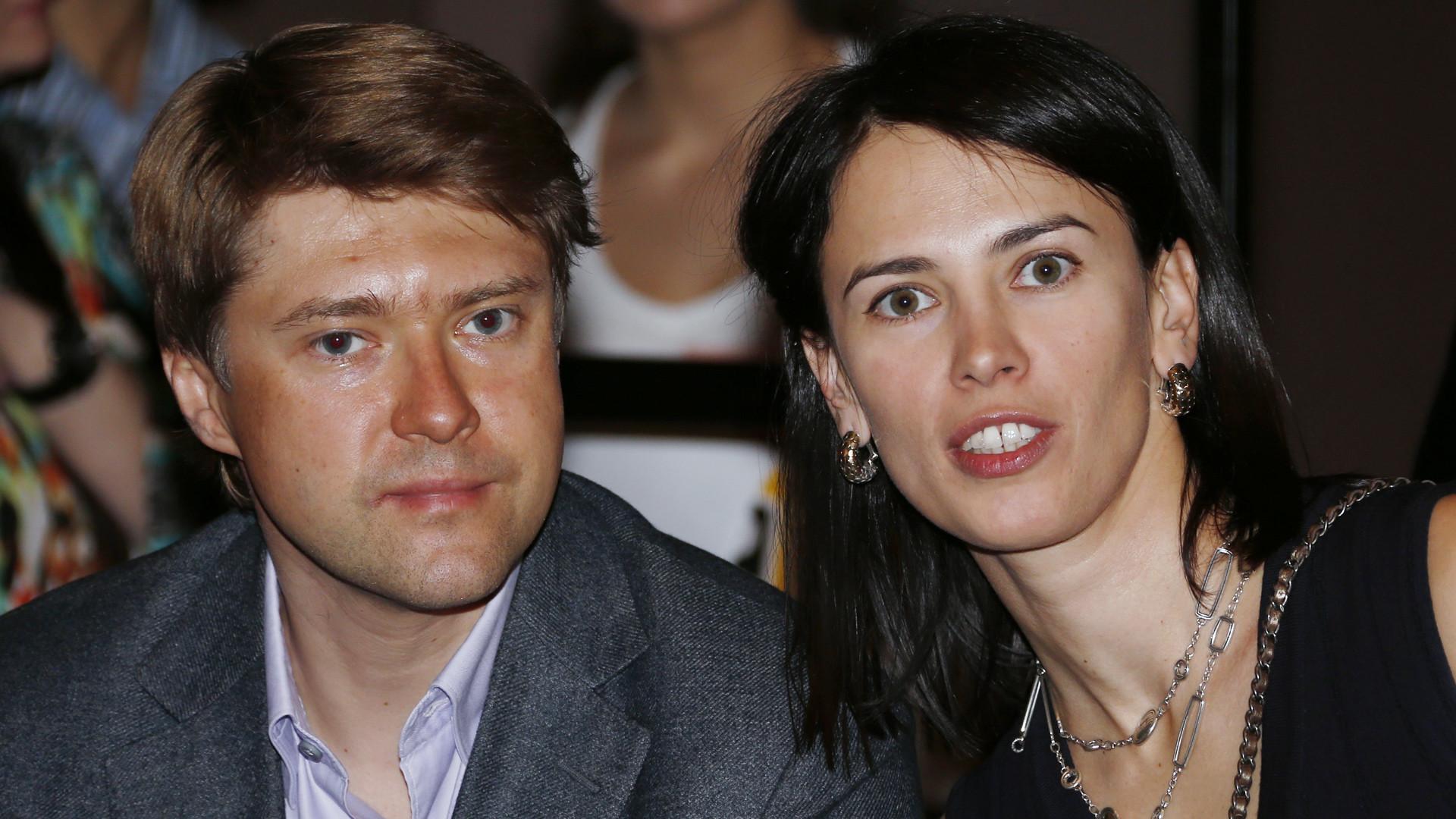 Владимир Ашурков и Александрина Маркво. Фото: © РИА Новости/Валерий Левитин