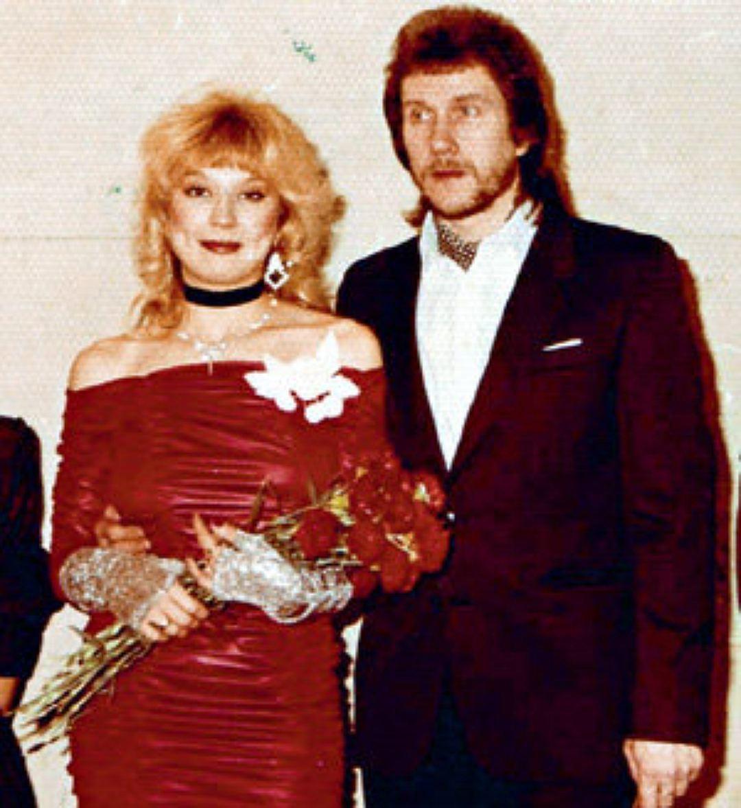 Владимир Ермаков и Мария Распутина. Фото: Социальные сети