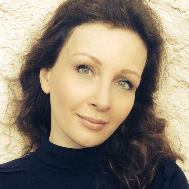 Актриса Виктория Смирнофф Фото: социальные сети