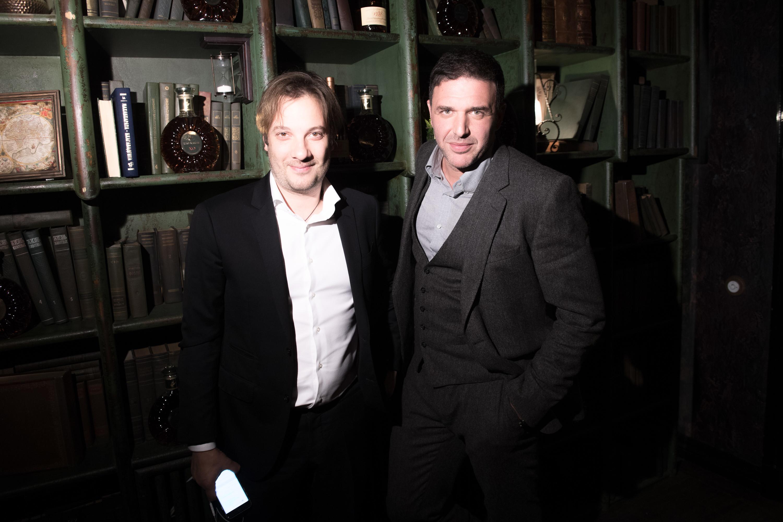 Александр Цыпкин и Максим Виторган. Фото: ©L!FE