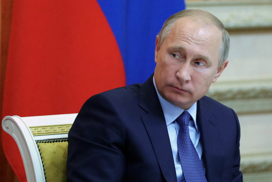 <p><span>Владимир Путин.&nbsp;Фото: &copy;РИА Новости/Михаил Климентьев</span></p>