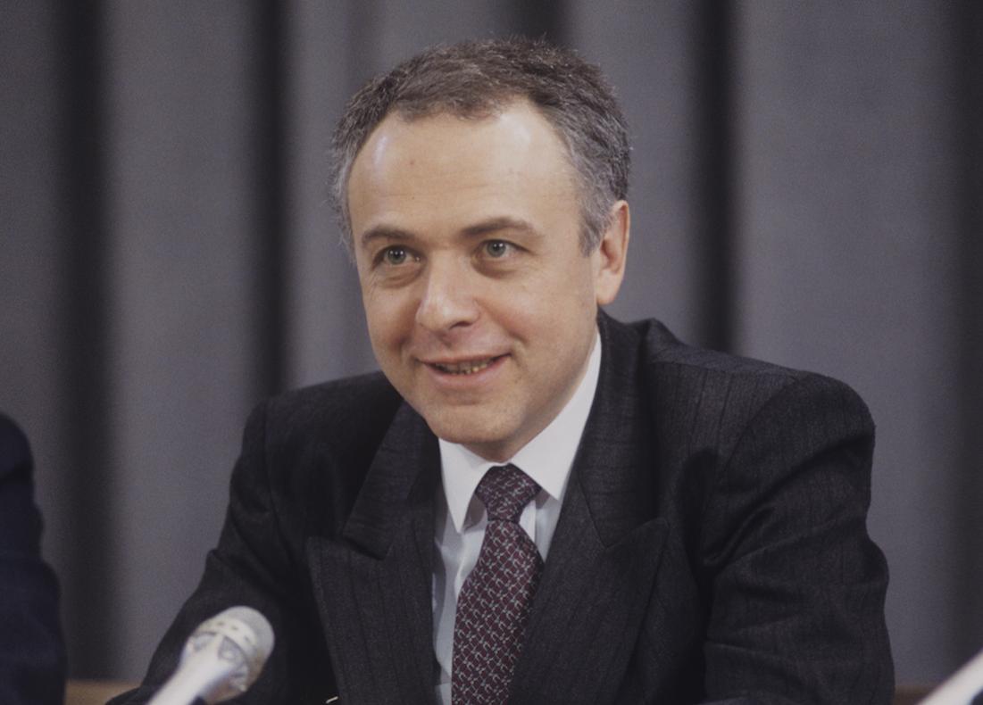 Андрей Козырев в 1994 году Фото: © РИА Новости/Юрий Сомов