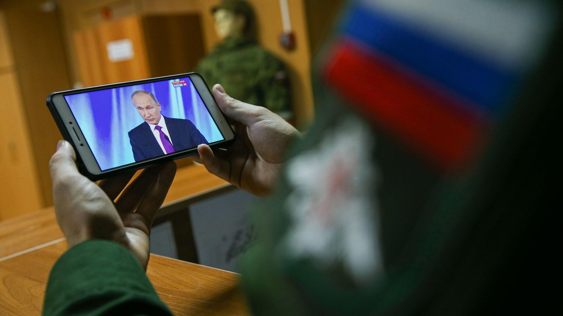 Фото: © РИА Новости/Виталий Тимкив