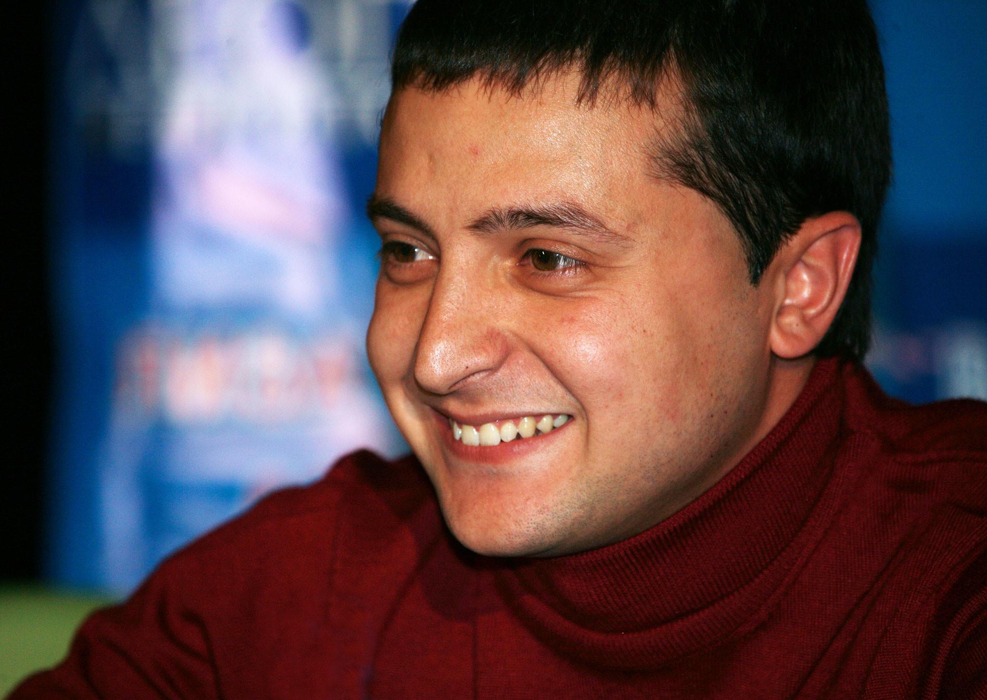 Актёр Владимир Зеленский. Фото: ©РИА Новости / Екатерина Чеснокова