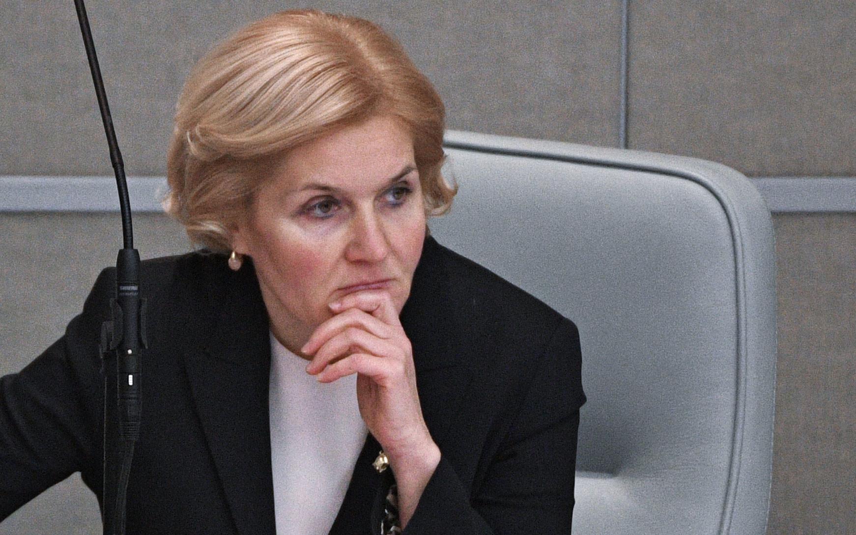 Заместитель председателя Правительства РФ Ольга Голодец. Фото: © РИА Новости / Владимир Федоренко