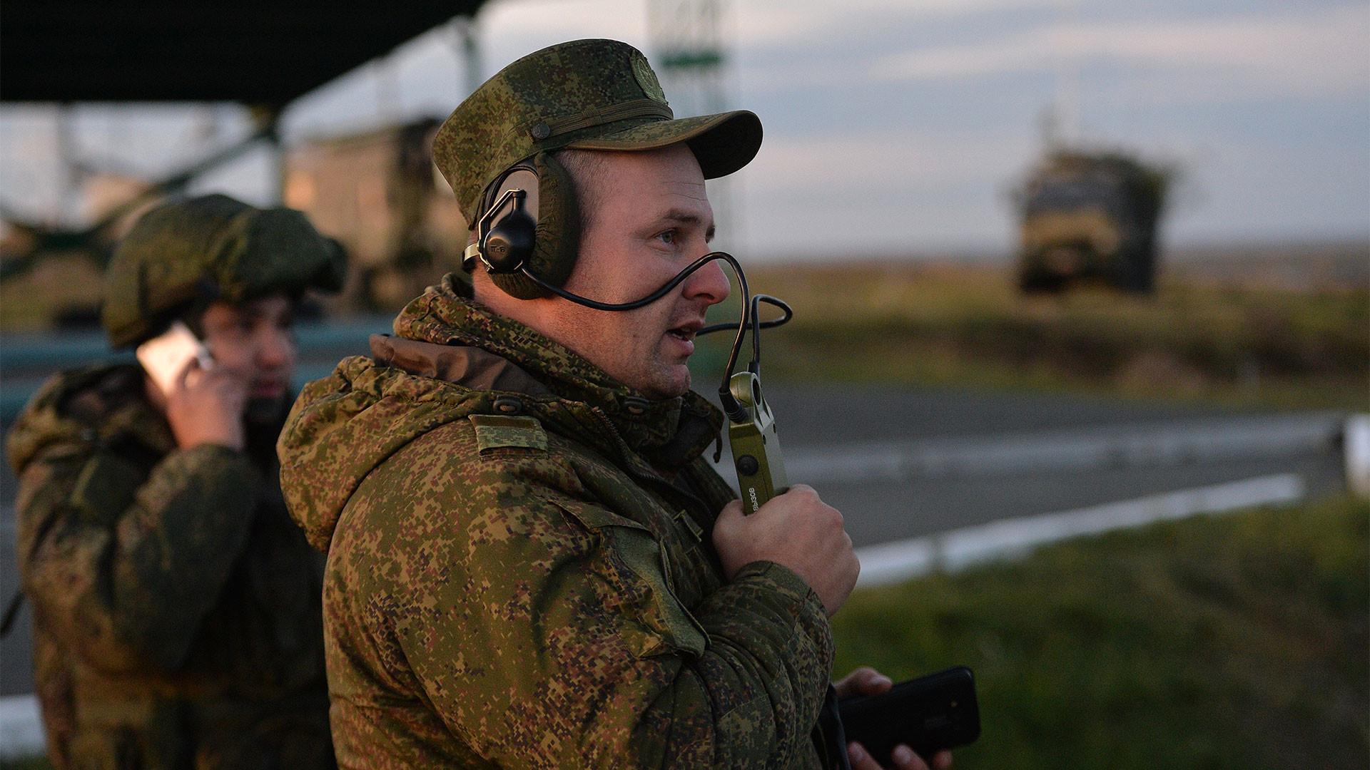 военный начальник картинки