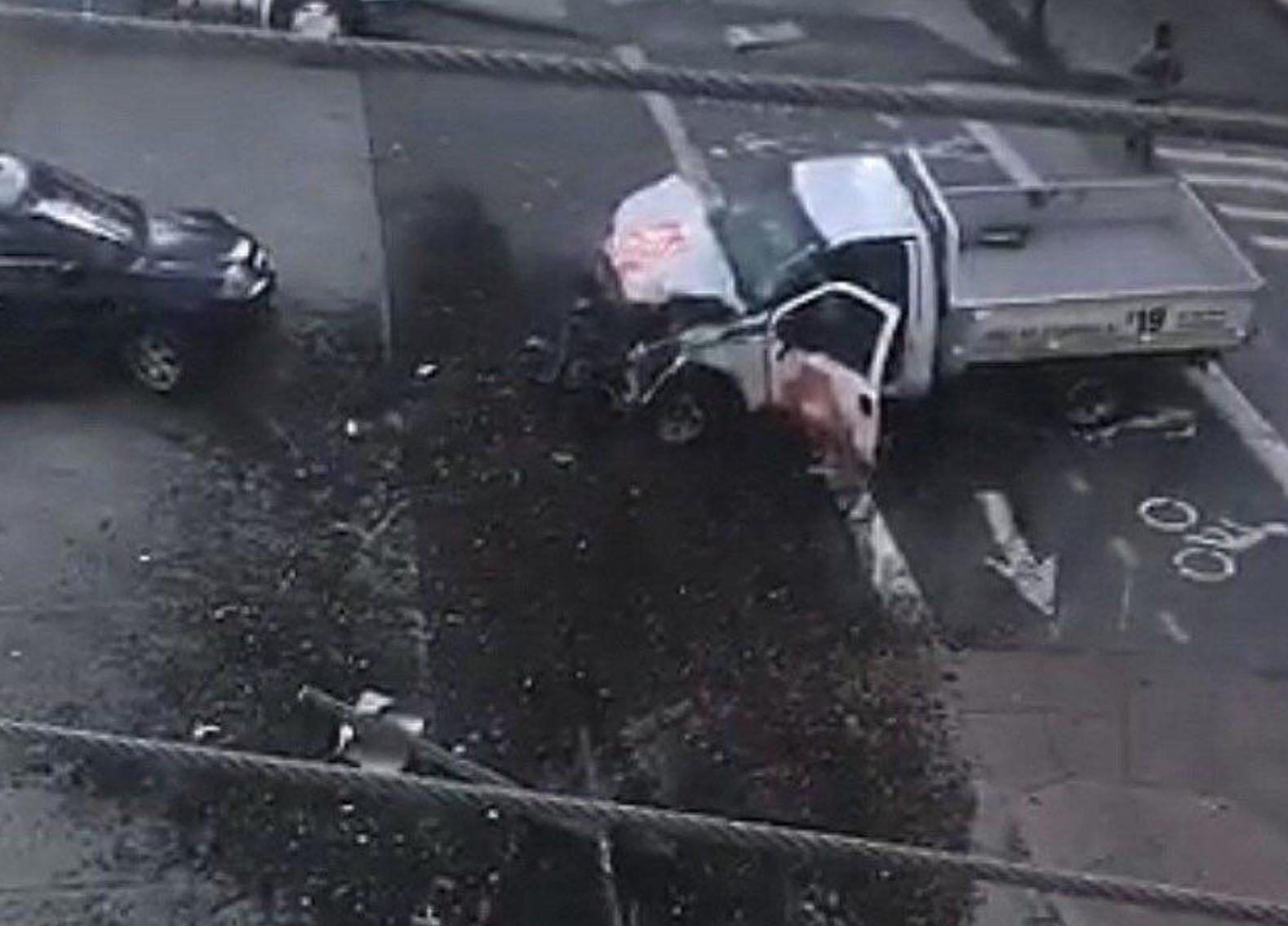 "Грузовик ""манхэттенского террориста"""