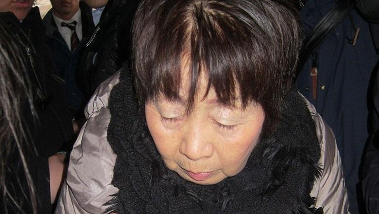 <p>Чисако Какехи. Фото: &copy; Twitter</p>