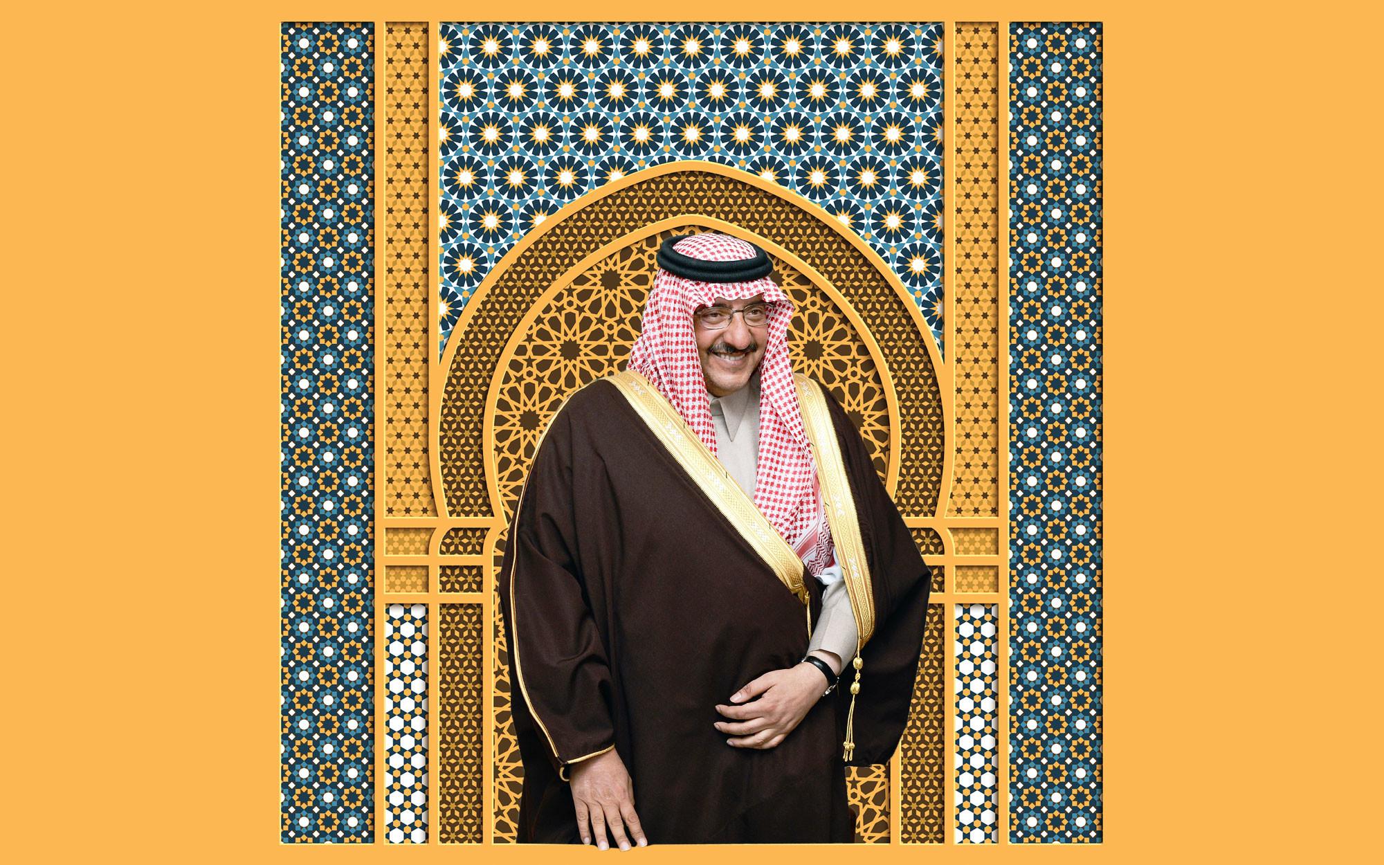 Принц Мухаммад ибн Наиф. Коллаж © L!FE Фото: © Shutterstock.com