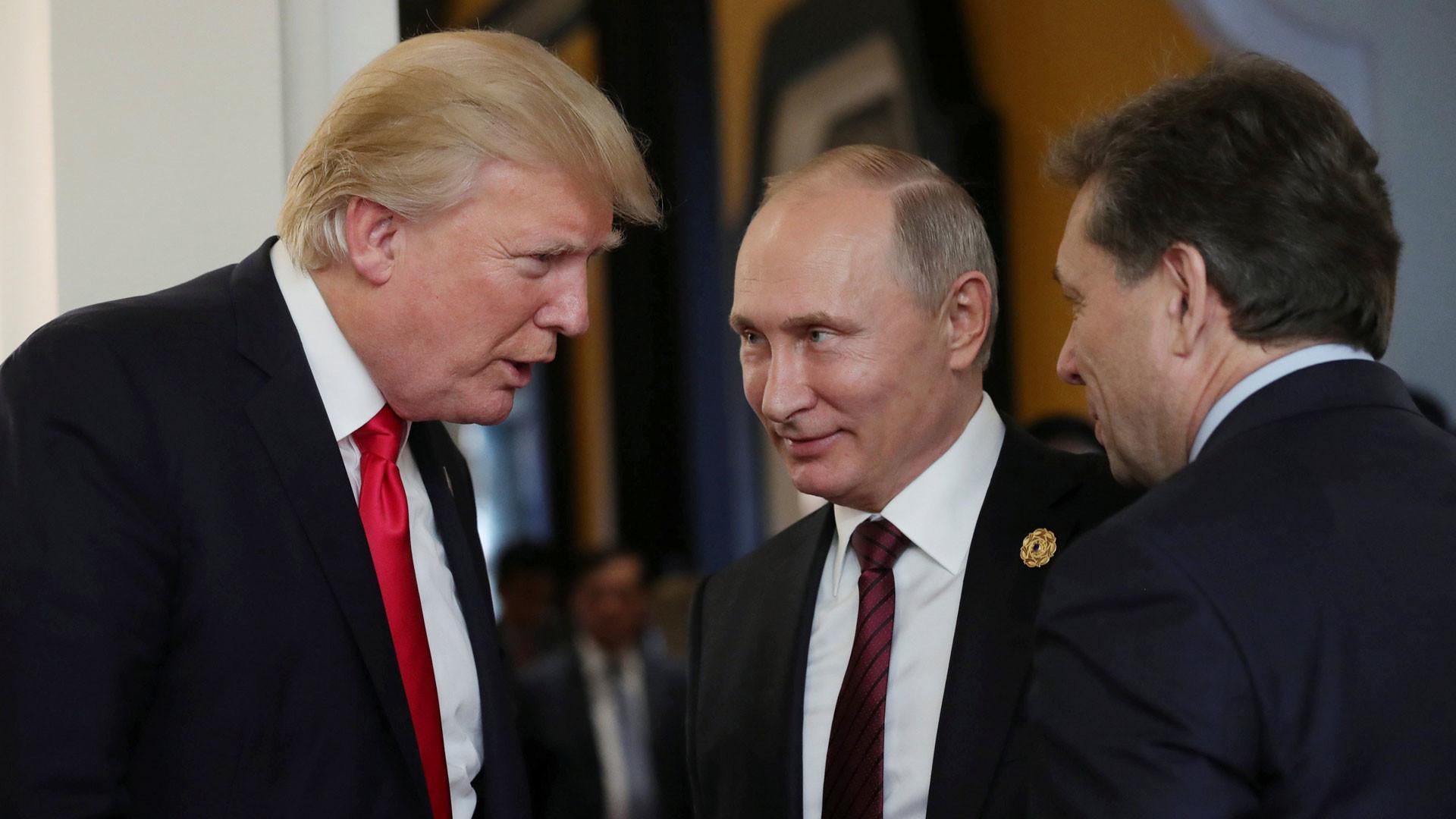 Фото: © Sputnik/Mikhail Klimentyev/Kremlin via REUTERS