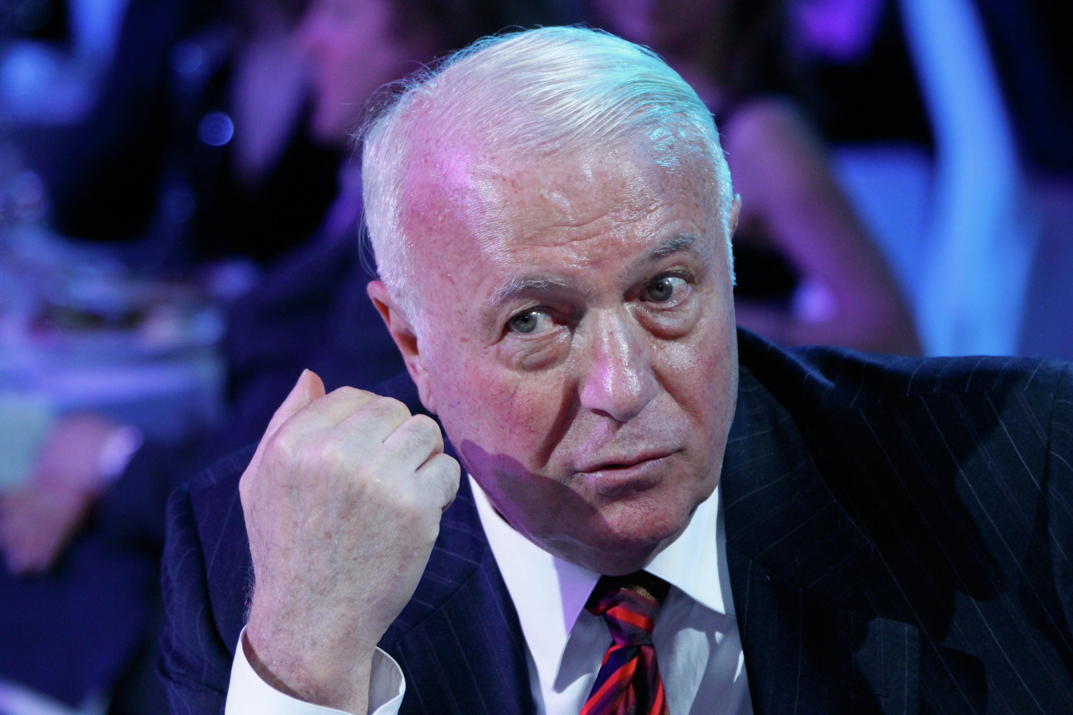 <p>Телеведущий Борис Ноткин. Фото: &copy;РИА Новости/Руслан Кривобок</p>