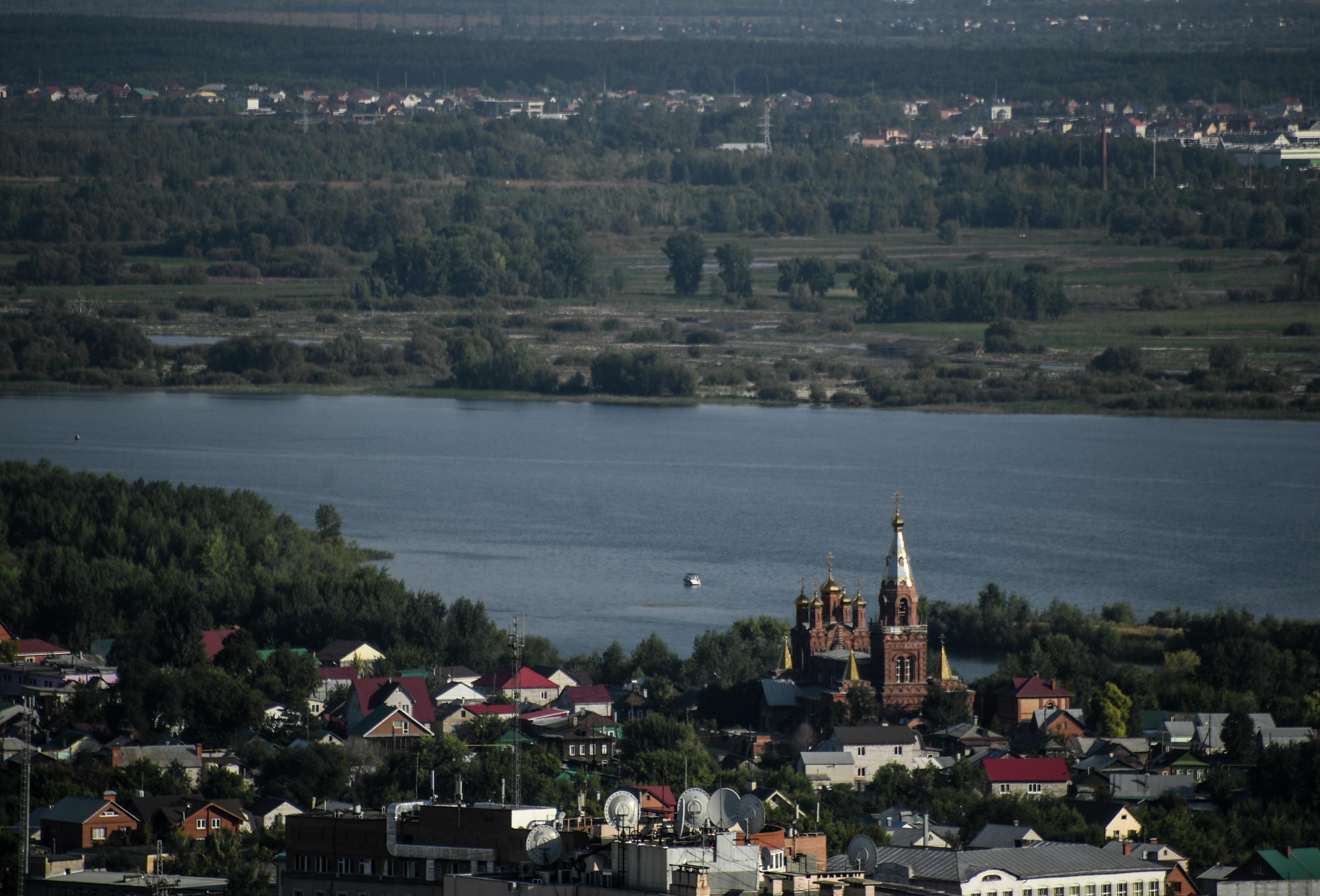 <p>Волга, Самара. Фото: &copy; РИА Новости / Алексей Филиппов</p>